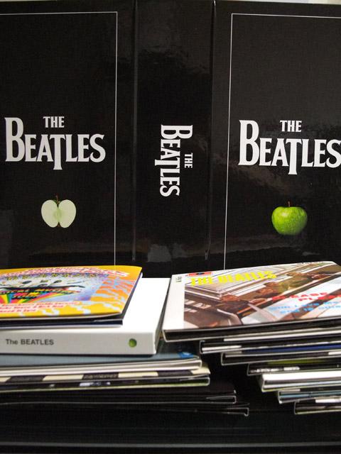 The Beatles 新ボックスセット