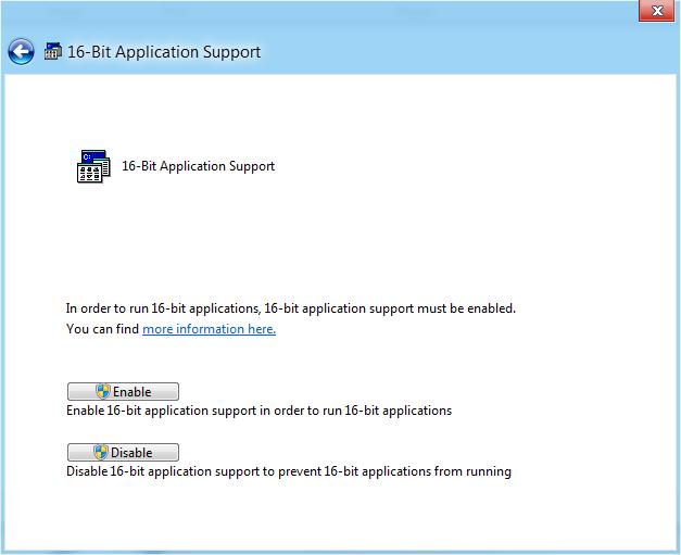 16bit-support